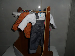 Clothes caddy