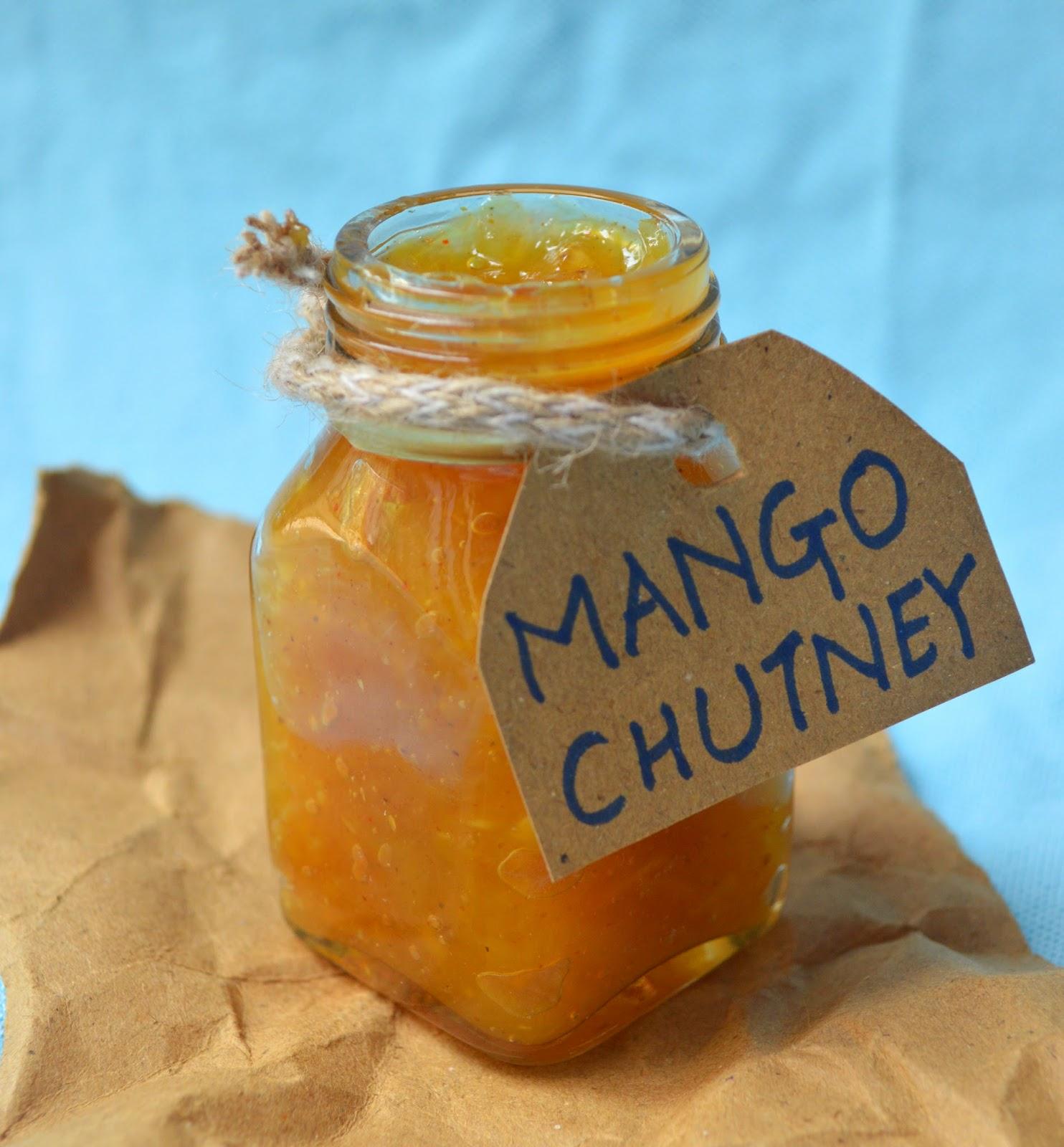 Mango Chutney | Kachhe Aam ki Chutney