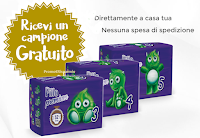 Logo Campioni omaggio Pannolini Pillo: richiedili gratis