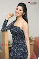 Telugu Actress Richa Panai Stills in One Shoulder Floral Long Dress at Rakshaka Bhatudu Movie Interview  0297.JPG