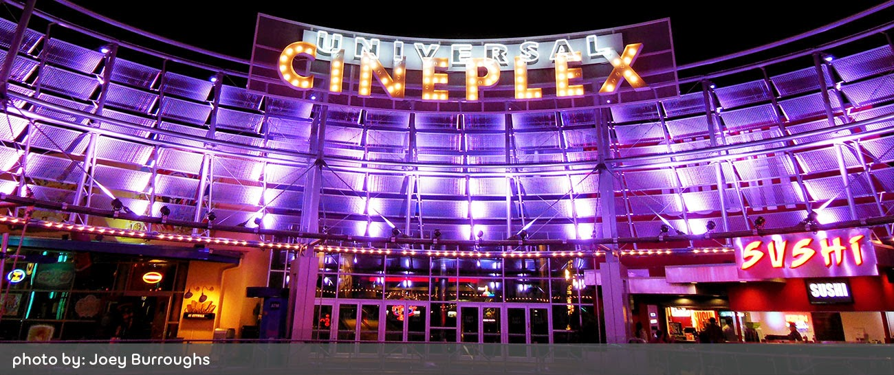 Cinemark Theatres will be taking over the location this fall, turning it into Universal Cinemark. The transformation of the new theater will begin in September and take several months to complete.