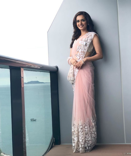Manushi Chillar looks damn hot in this pic