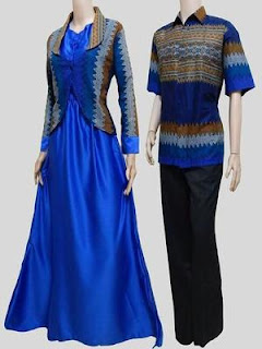 baju batik sarimbit artis