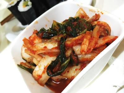 Topokki Man - Kimchi