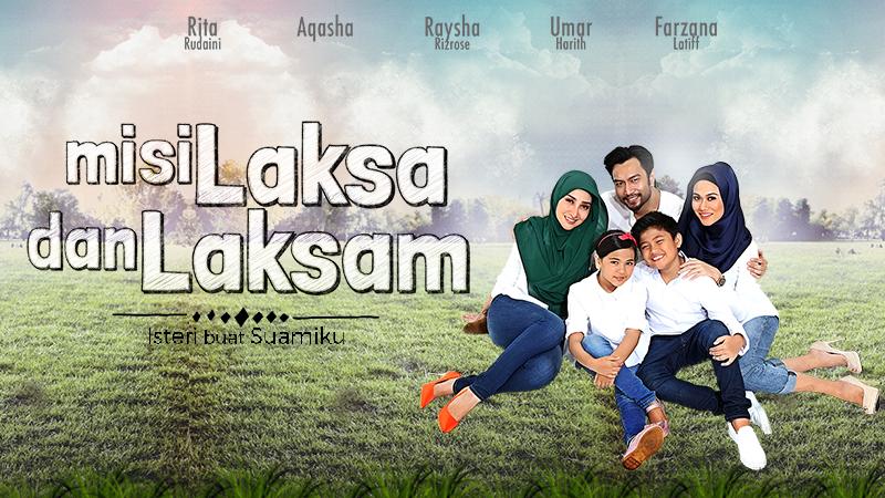 Sinopsis Drama Misi Laksa Dan Laksam (TV3)
