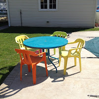 diy,spray,paint,patio,furniture