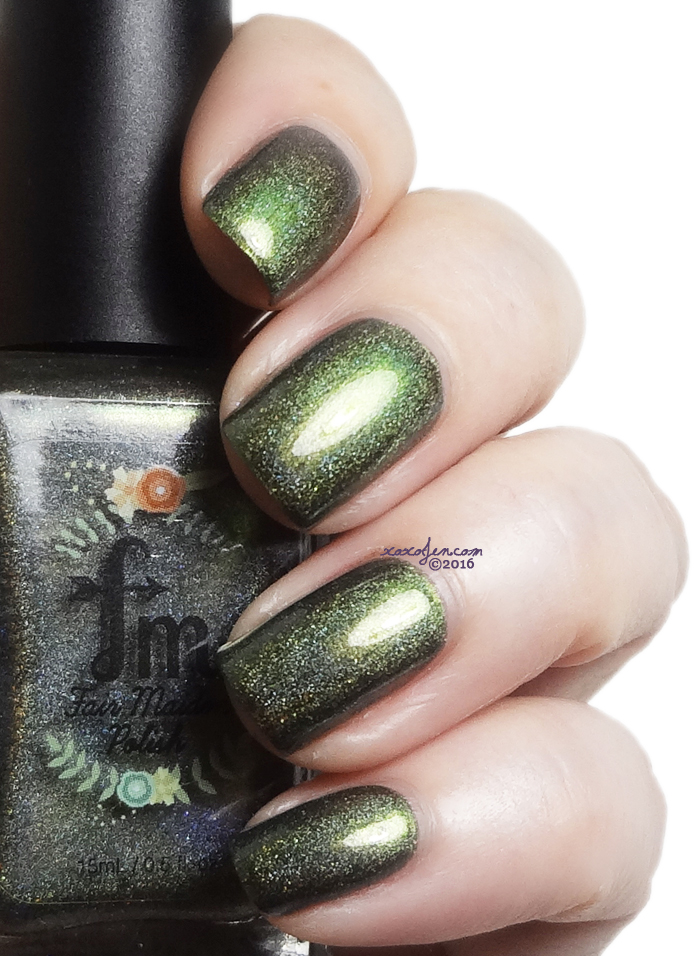 xoxoJen's swatch of Fair Maiden Hidden Lair