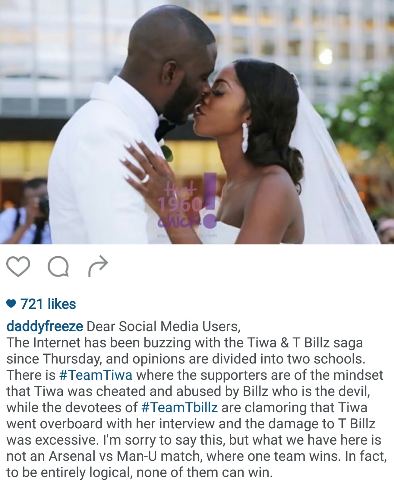 Screenshot_20160503-004550 SAN threatened to file a lawsuit against Tiwa Savage for 'character assassination' of Teebillz - Freeze