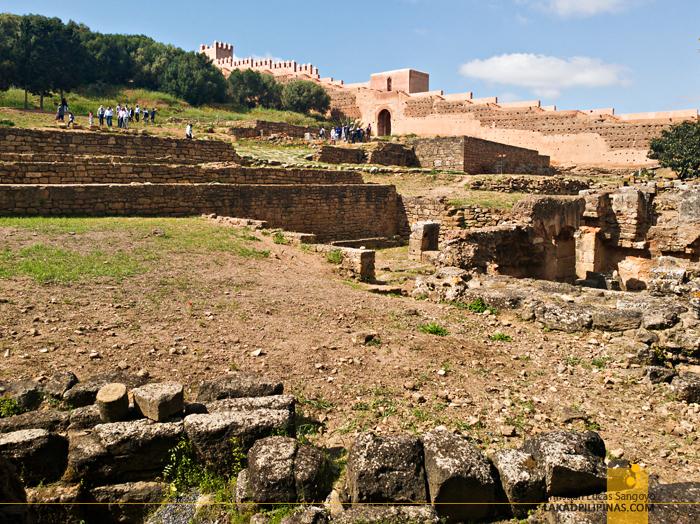Rabat Three Day Itinerary Chella