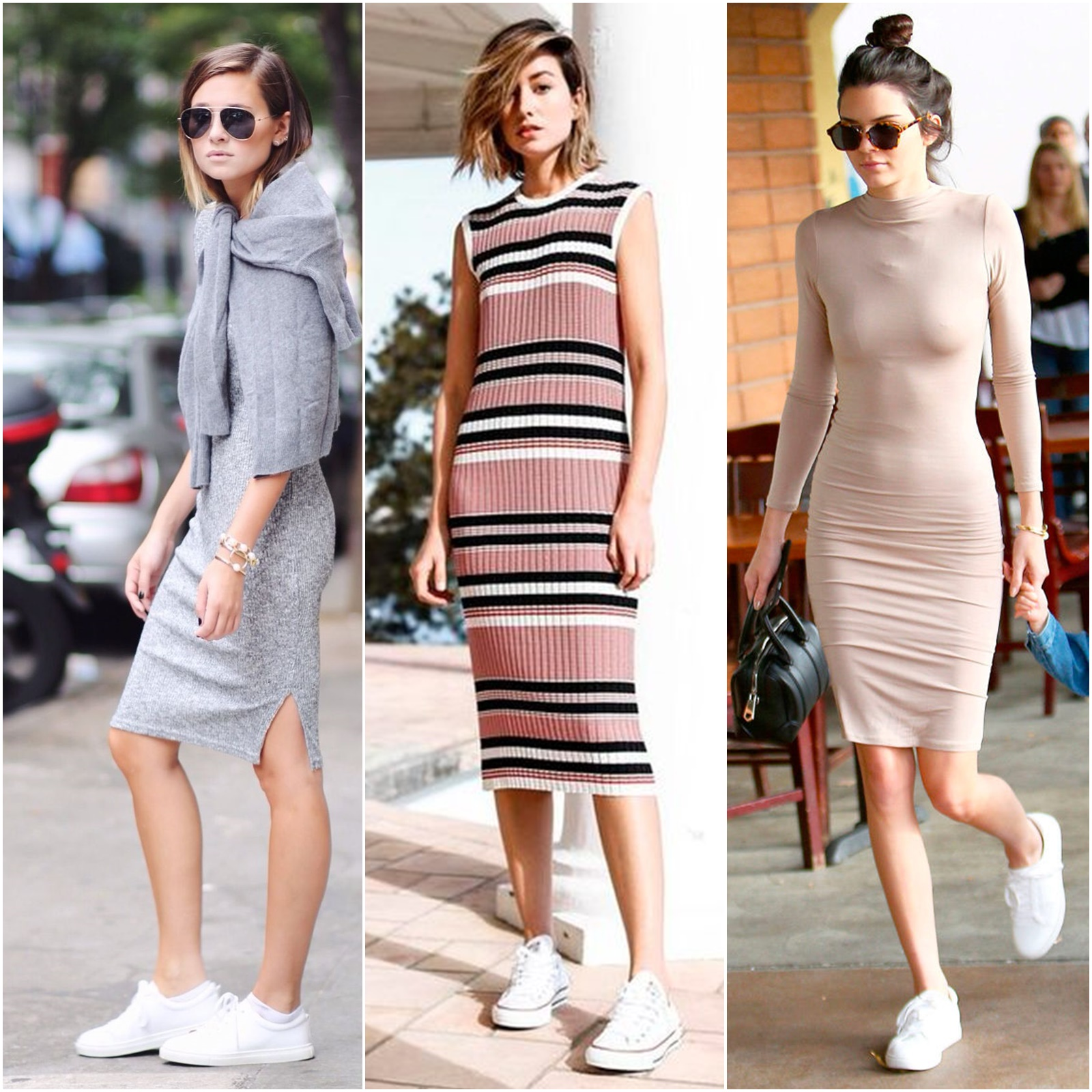 Bodycon dress como usar: Blog Cris Felix
