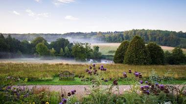 Gravetye Manor y el Jardín de la Resiliencia
