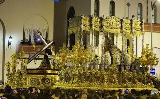 El nuevo recorrido oficial adelanta salidas y encierros de las cofradías en la Semana Santa de Málaga