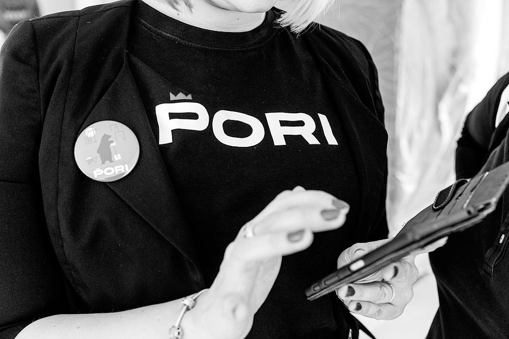Pori, Porin Asuntomessut, Asuntomessut 2018, Karjaranta, asuntomessualue, Porin kaupunki, lehdistöpäivä, rakentaminen, Suomen Asuntomessut, sisustus, sisustaminen, Visualaddict, valokuvaaja, Frida Steiner