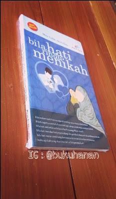 Buku : Bila Hati Rindu Menikah : Mas Udik Abdullah