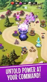Castle Creeps TD Apk v1.3.0 Mod (Unlimited Money)