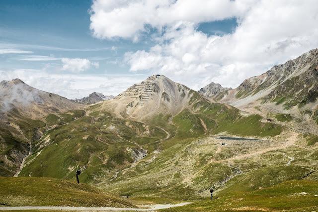 Wandern in Serfaus Fiss Ladis  Vom Lazid zum Gmairersee  Wanderung-Tirol  Tourenbericht inkl. GPS-Track 07
