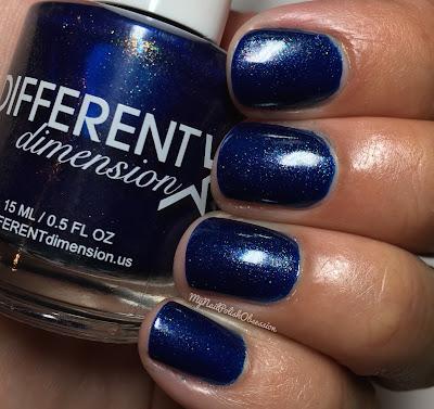 Different Dimension: Pretty Nauti - Bad Bouy