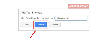 at the end submit your sitemap to webmaster