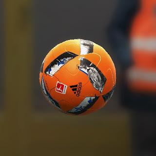PES 2013 Adidas Torfabrik Bundesliga 16-17 Winterball by Goh125