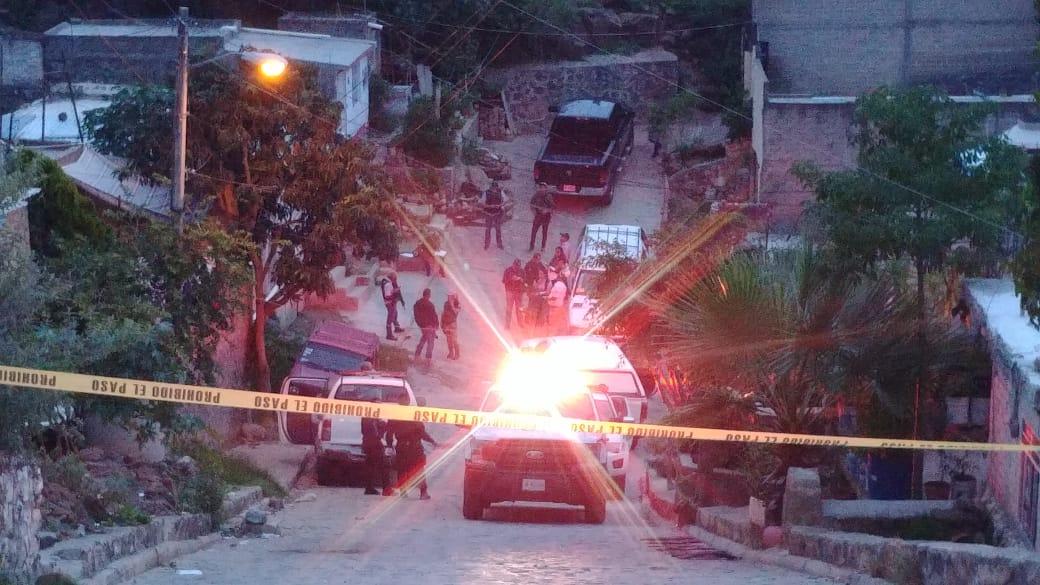 En Tlquepaque Sicarios ejecutan a 7 personas que estaban en fiesta
