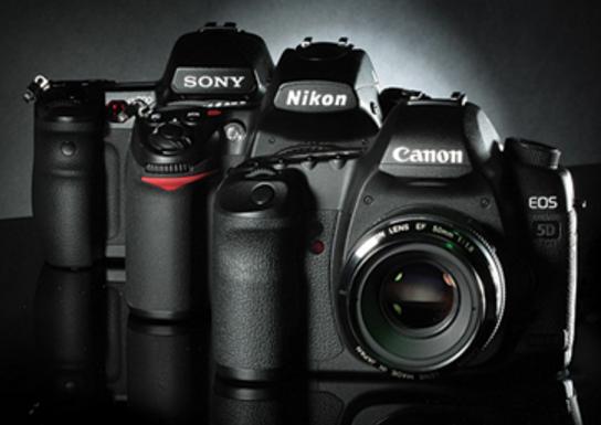 Perbandingan Kamera Dslr Sony Canon dan Nikon