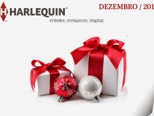 Lançamentos de Dezembro da Harlequin