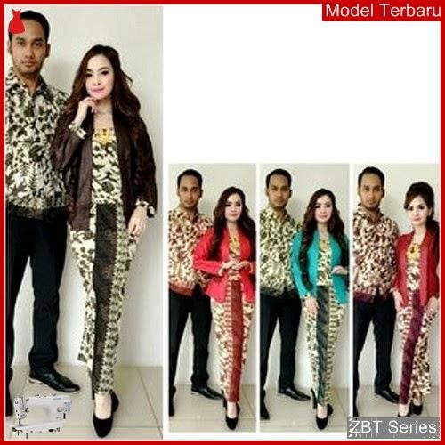 ZBT14309 Kebaya Dress Batik Vanesa Kombinasi 2015 BMGShop