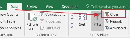 Autofilter Data Pada Excel 22