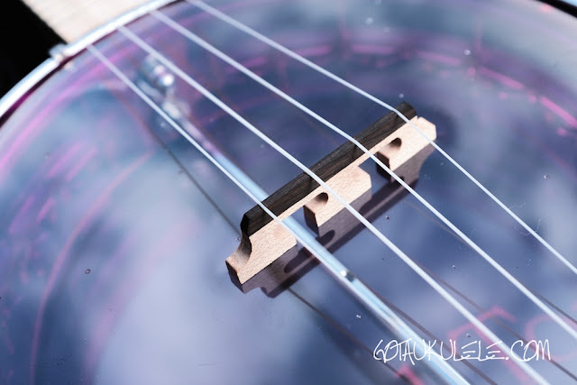 Gold Tone Little Gem Banjo Ukulele bridge