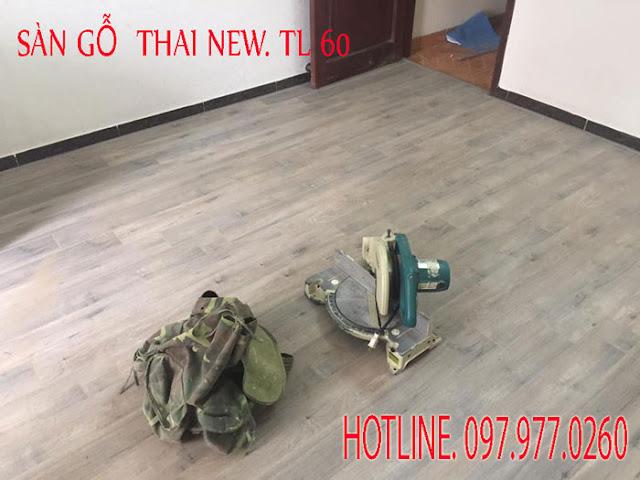 Sàn gỗ thai new