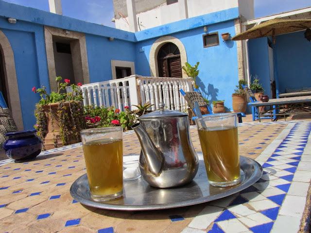 Té Essaouira marruecos