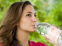 Cara Diet Alami dengan Air Putih