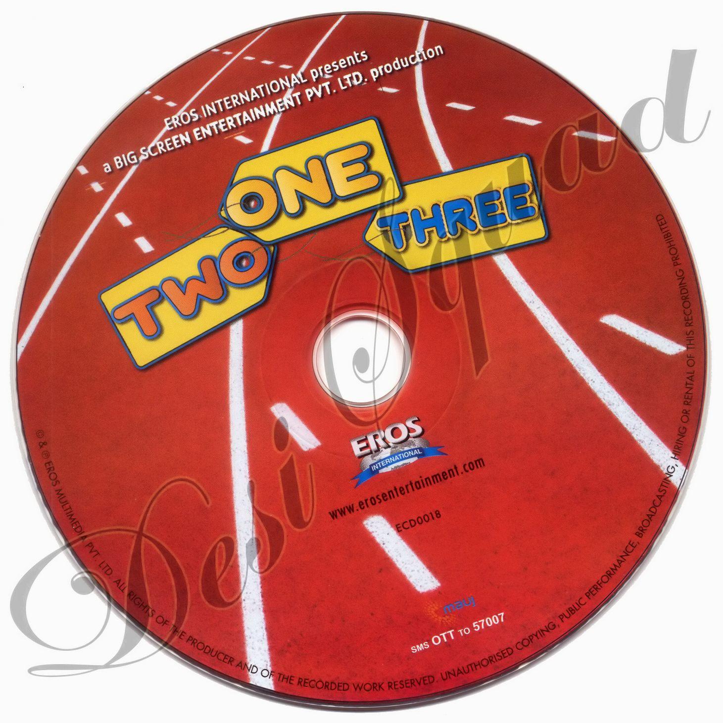 CINE HINDU: One Two Three (2008