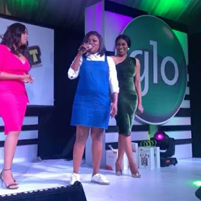 BYCKb74h3sq - ENTERTAINMENT: Funke Akindele Spotted With Baby Bump (Photos)