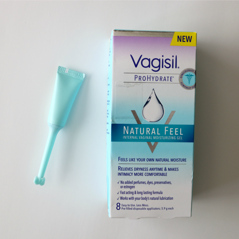 Vagisil ProHydrate Natural Feel Moisturizing Gel