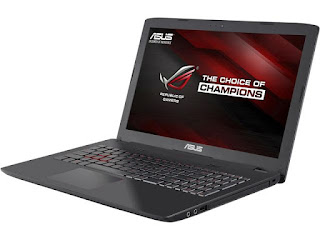 Gaming Laptop Asus RoG GL552VW