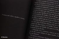 Ejemplo de página de Los imaginarios con fondo oscuro