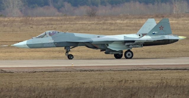Asian Defence News: Russian Air Force T-50 PAK FA stealth