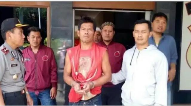 Pembunuh Ustad PERSIS Bandung hanya dituntut 6,6 tahun