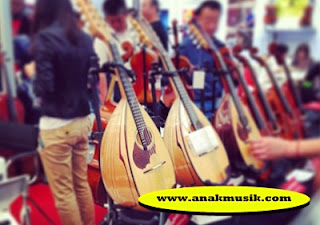 Alat Musik Tradisional Cina (Tiongkok)