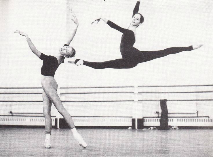 tumblr inspiration / ballet dancers