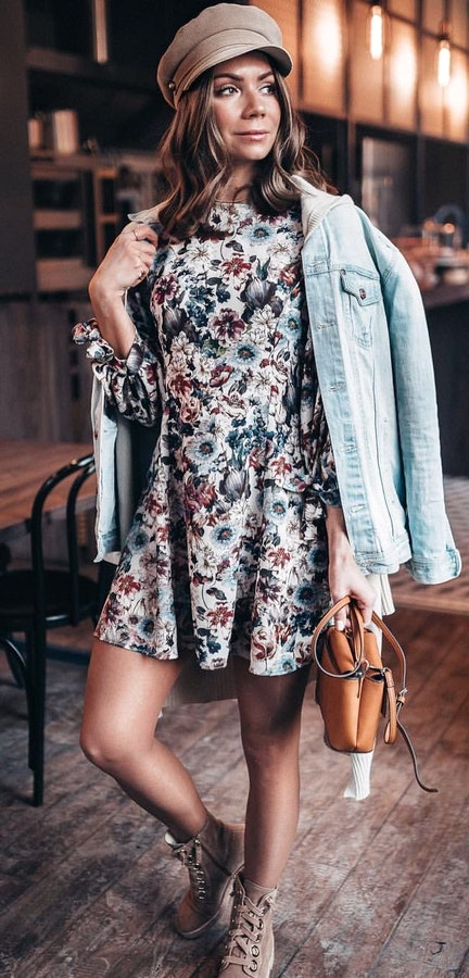 Gorgeous Spring Outfits To Update Your Wardrobe #springoutfits