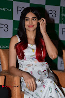 Bollywood Actress Adah Sharma Pos in White Printed Short Dress at OPPO F3 Plus Selfie Expert Mobile Launch .COM 0024.jpg