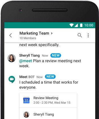 Google Launches A New Chat Application To Rival Slack - TECH FOE
