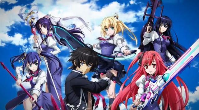 Sky Wizards Academy - Top Anime Where the Main Character is Underestimated