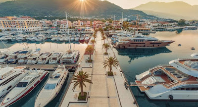 Long term berth place in Porto Montenegro