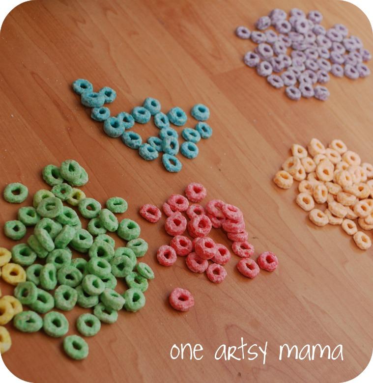 Loopy Rainbow Amy Latta Creations