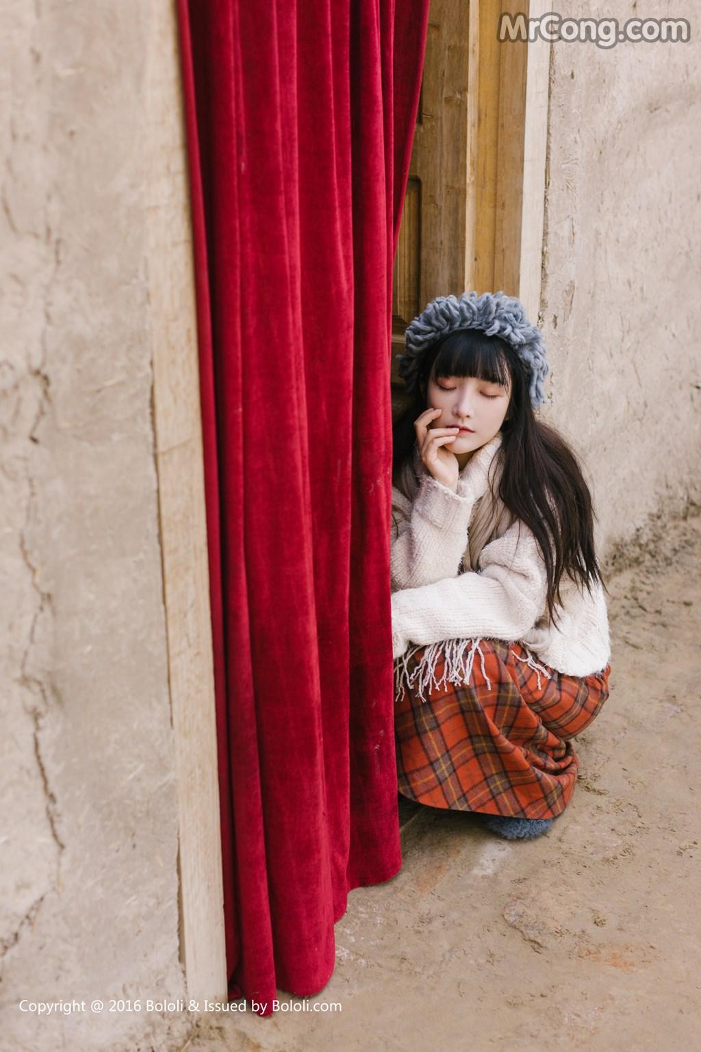 Kimoe Vol.013: Người mẫu Zhi Ying (之应) (40 ảnh)