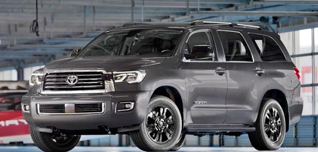 2018 Toyota Sequoia Release date, Redesign, Interior