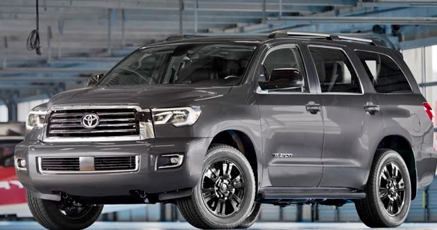 2018 Toyota Sequoia Release Date Redesign Interioricars Reviews